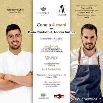 Il miglior pasticcere d'Italia all'Ngonia Bay di Milazzo, appuntamento con Andrea Tortora - Sicilianews24