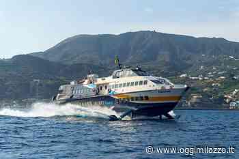 Aliscafi Liberty Lines, riparte la linea Isole Eolie - Messina - Oggi Milazzo - OggiMilazzo.it