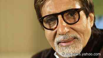Bollywood star and son in hospital with coronavirus