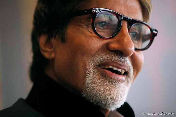 Indian film star Amitabh Bachchan, son in stable condition - health officials