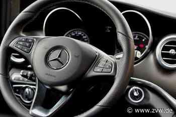 Nach Unfallflucht in Remshalden: Mercedes-Fahrer kehrt mit Fahrrad an Unfallstelle zurück - Blaulicht - Zeitungsverlag Waiblingen
