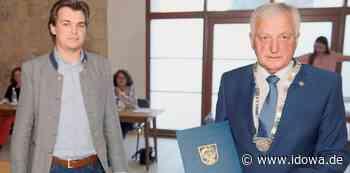 Gemeinderat Alteglofsheim: Fabian Nußer als 2. Bürgermeister vereidigt - idowa