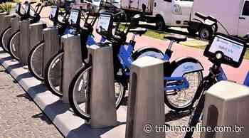 Bikes de Vila Velha disponíveis 24 horas por dia - Tribuna Online