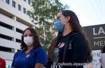 Las Palmas nurses say hospital retaliated against them over their allegation of racism