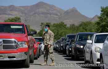 El Pasoans overwhelm coronavirus testing sites