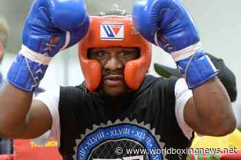 Floyd Mayweather 'in the gym through the night' ahead of 2020 comeback - WBN - World Boxing News