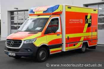 Neue Rettungswagen für Bad Liebenwerda und Herzberg - NIEDERLAUSITZ aktuell