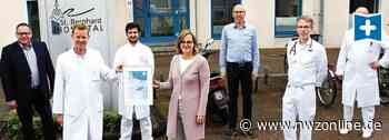 "St.-Bernhard-Hospital Brake: ""Ein Gewinn an Lebensqualität"" - Nordwest-Zeitung"
