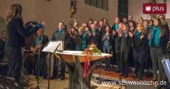 Weihnacht mit dem Gospelchor Aitrach | schwäbische.de - Schwäbische