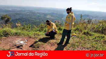 Drone ajuda a monitorar a Serra do Mursa | JORNAL DA REGIÃO - JORNAL DA REGIÃO - JUNDIAÍ