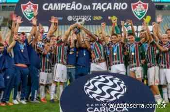 SBT vai transmitir final do Carioca - A Voz da Serra