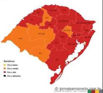 Serra Gaúcha entra na bandeira vermelha do distanciamento controlado - jornalsemanario.com.br