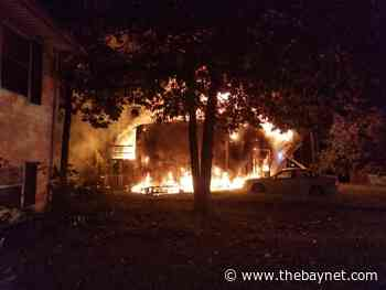 Firefighters Respond to Early Morning House Fire in Indian Head - Bay Net