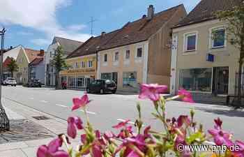Landauer Straße: Wohnanlage mit Ladenflächen geplant - Plattling - Passauer Neue Presse