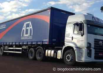 AGA Logística tem vagas para motoristas carreteiros em Araraquara-SP - Blog do Caminhoneiro
