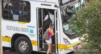 Araraquara registra queda de 77% de usuários no transporte público - ACidade ON