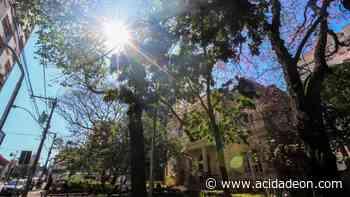 Dia será de sol com máxima de 28ºC em Araraquara - ACidade ON