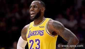 NBA: LeBron James verzichtet auf Slogan auf seinem Jersey - SPOX.com