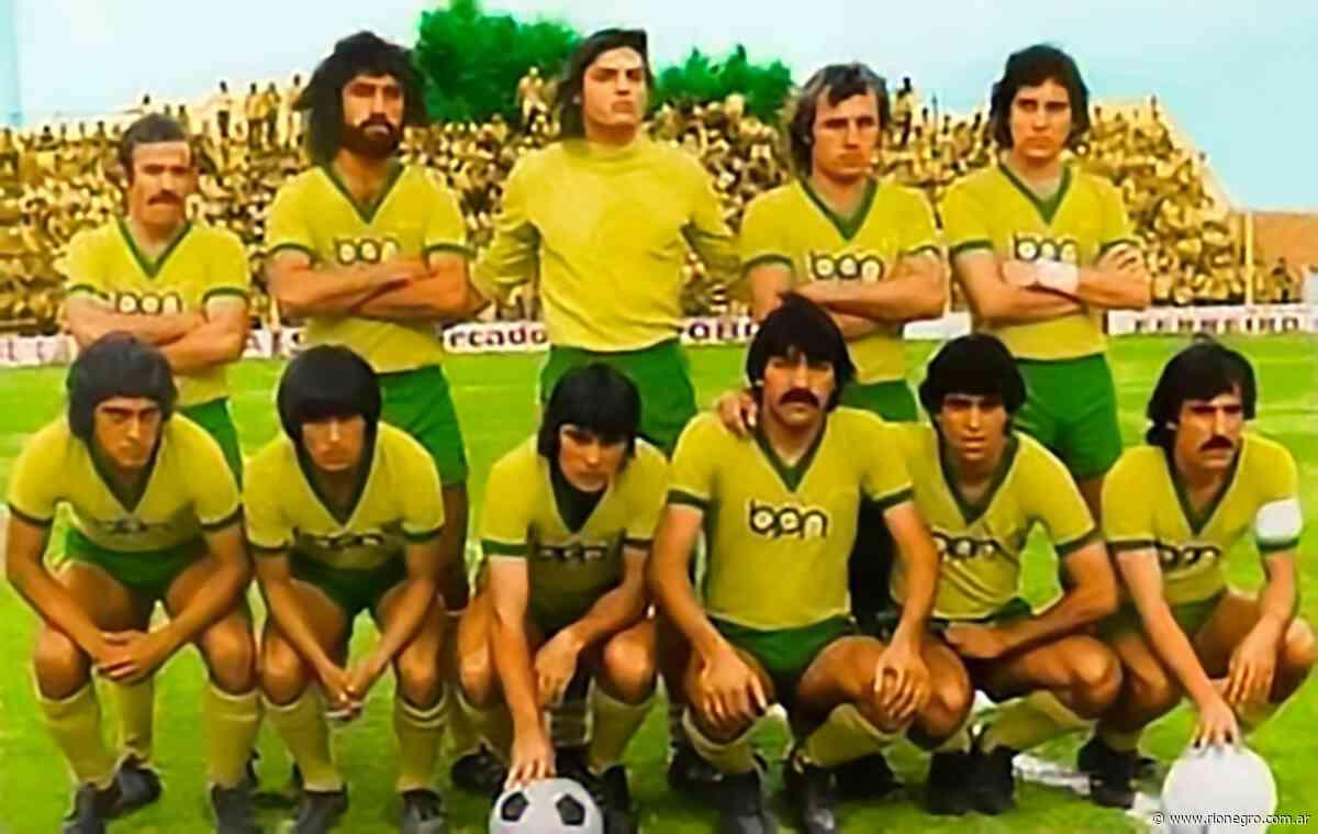 El Club Unión, leyenda deportiva - Diario Río Negro