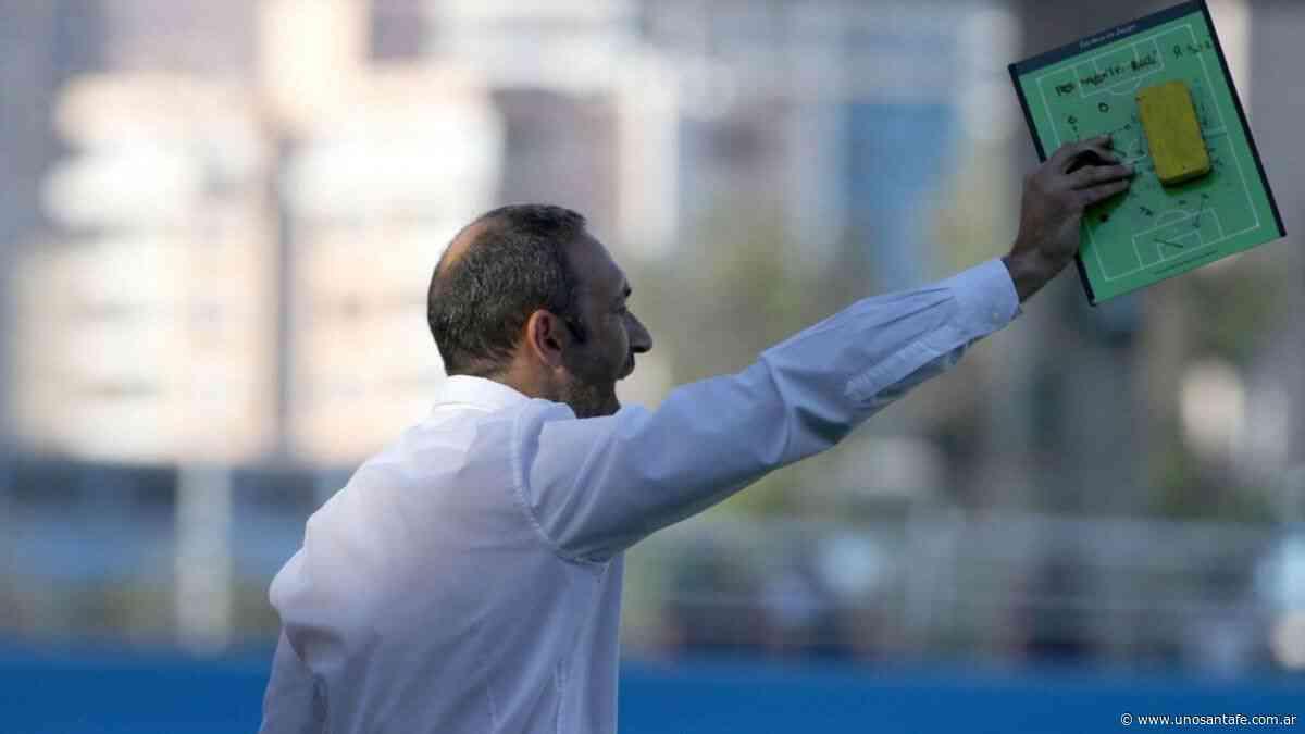 Unión confirmó el cuerpo técnico de Juan Azconzábal - Uno Santa Fe