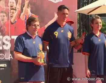 """Fútbol.- Torres: """"El Mundial fue un momento de unión increíble en el país"""" - infobae"""