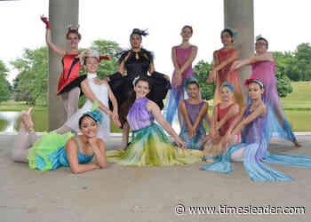 Dance Theatre of W-B brings 'Little Mermaid' to Kirby Park - Wilkes Barre Times-Leader