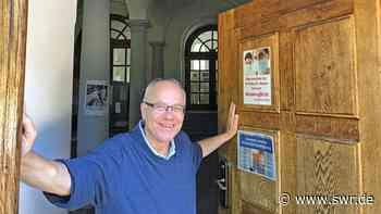 Pater Klaus Mertes verlässt Jesuiten-Kolleg Sankt Blasien - SWR