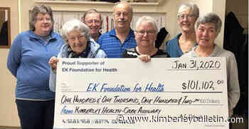 Kimberley Health Care Auxiliary reopens thrift shops - Kimberley Bulletin