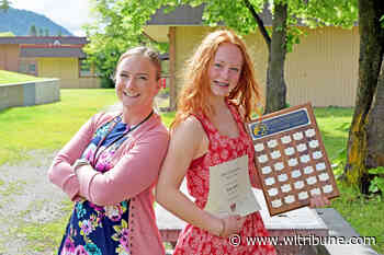 Students, athletes recognized with awards for achievements at Columneetza - Williams Lake Tribune