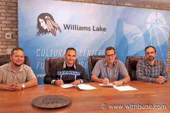 Williams Lake First Nation signs partnership agreement with DWB Consulting Services Ltd - Williams Lake Tribune