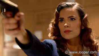 How Hayley Atwell got ripped for Mission: Impossible - Looper