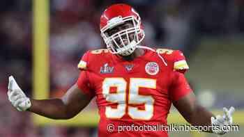 Report: Chiefs, Chris Jones have begun contract talks