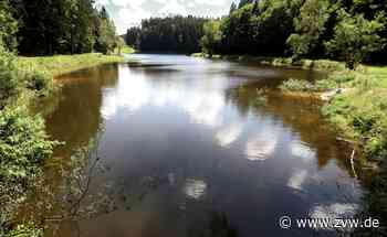 Ein schöner Fleck direkt vor der Haustür: Der Hagerwaldsee bei Alfdorf - Alfdorf - Zeitungsverlag Waiblingen