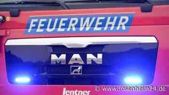 Geparkter Fiat wird in Hohenofen ein Raub der Flammen
