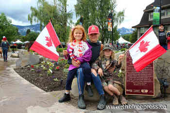 Fernie's virtual Canada Day celebrations in the works – The Free Press - Fernie Free Press