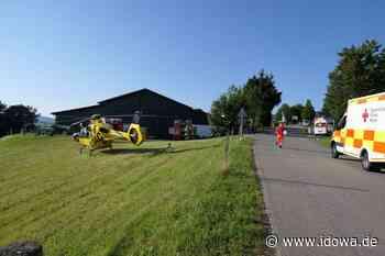 Kollnburg - Tödlicher Verkehrsunfall am Morgen - idowa