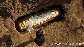 União dos Palmares registra morte por Covid-19 pelo terceiro dia consecutivo - BR 104