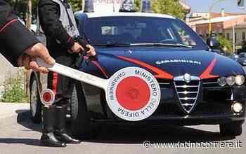Latina, per fuggire al controllo investe carabiniere: 20enne arrestato - LatinaCorriere