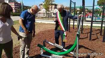 Al Parco San Marco di Latina inaugurata l'area fitness comunale - Il Caffè.tv