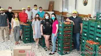 Dalla Coldiretti di Latina 2mila chili di pasta, frutta e verdura per la Caritas - IlFaroOnline.it