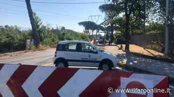 Latina, al via le operazioni di messa in sicurezza di Strada della Rosa - IlFaroOnline.it