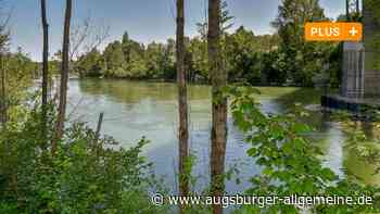 Kaufering: Kaufering: Eine Wasserleitung unter dem Lech - Augsburger Allgemeine