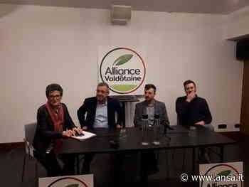 Prima assemblea Alliance valdotaine, un centinaio a Fenis - Agenzia ANSA