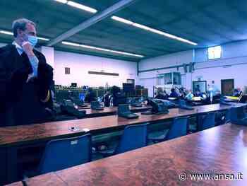 Manca tecnico, slitta udienza Geenna - Agenzia ANSA