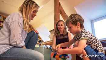 Keine Einreise für Au-pairs: Familien bricht Kinderbetreuung weg - BR24