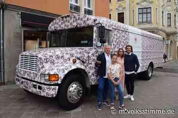 Fashion-Event Mode kommt in Magdeburg mit dem Schulbus - Volksstimme