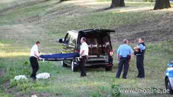 Unglücksfall: Hoyerswerda: Der Elster-Tote ist ertrunken - Lausitzer Rundschau