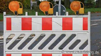 Ratzelstraße in Leipzig-Grünau ab Montag einseitig gesperrt - Radio Leipzig