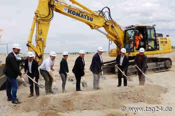Nivea-Hersteller siedelt in Leipzig an: Die Bauarbeiten haben begonnen! - TAG24