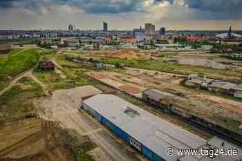 Leipzig: Neuer Stadtteil am Hauptbahnhof auf gutem Weg - TAG24